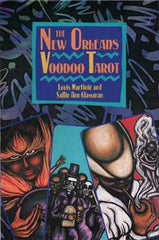 New Orleans Voodoo tarot deck by Martinie & Glassman