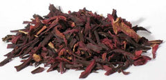 1 Lb Hibiscus Flower Whole (Hibiscus sabdariffa)