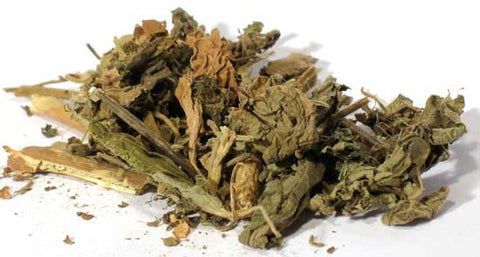 Patchouli cut 1oz (Pogostemon cablin)