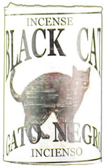 Black Cat incense powder 1 3/4 oz