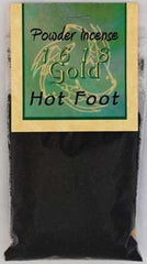1oz Hot Foot powder incense