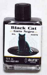 Gato Negro (Black Cat) oil 4 dram