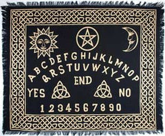 "Ouija-Board altar cloth 24"" x 30"""