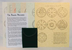 Seal of Solomon Pentacles Set