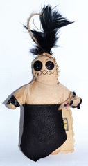 "7"" Binding voodoo doll"