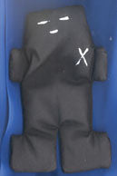 Black Voodoo Doll 5""