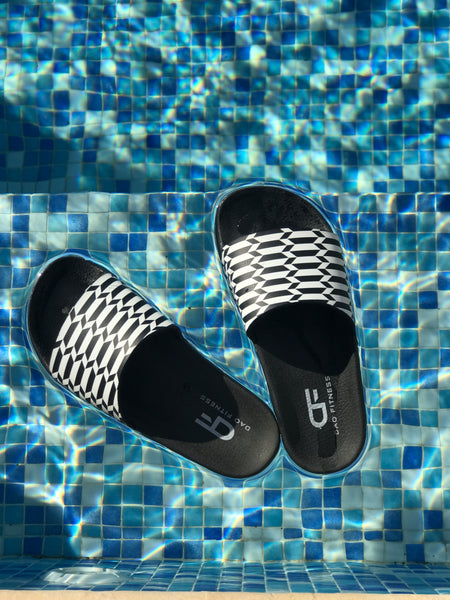 Kente slides (CLEARANCE SALE)