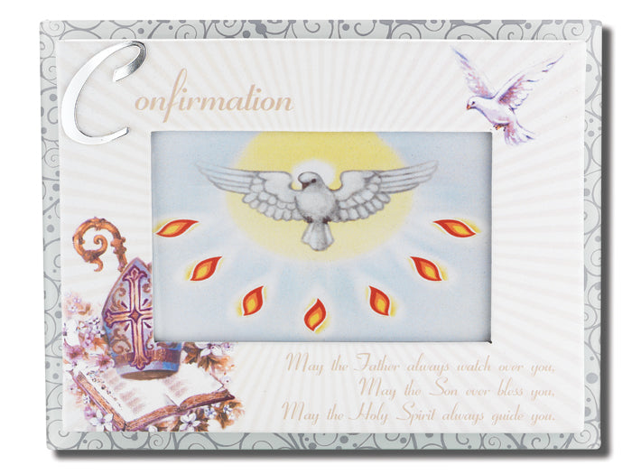 CONFIRMATION PHOTO FRAME 6X4