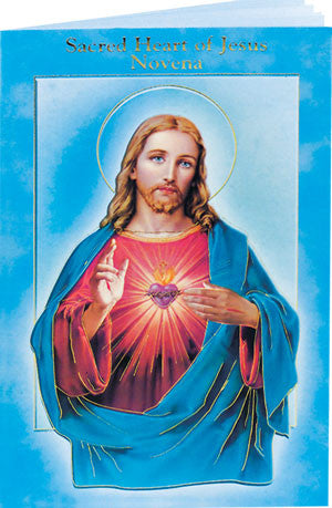SACRED HEART NOVENA & PRAYERS
