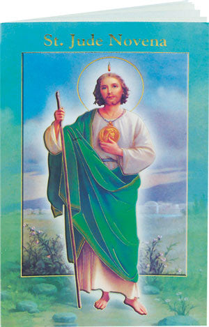 ST JUDE NOVENA AND PRAYERS