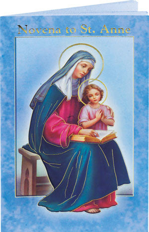 NOVENA TO ST ANNE
