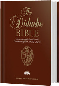 DIDACHE BIBLE NABRE HARDCOVER