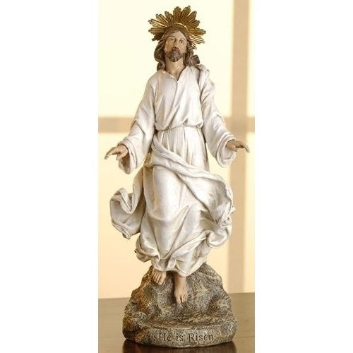 RISEN CHRIST ASCENDING 12""