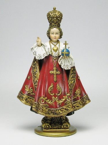 INFANT OF PRAGUE STATUE  7.75""
