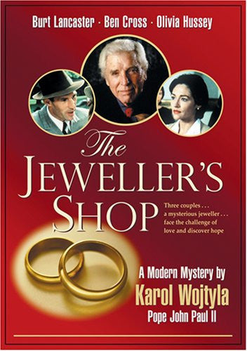 THE JEWELLER'S SHOP DVD