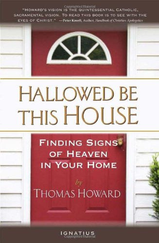 HALLOWED BE THIS HOUSE