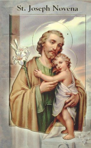 ST JOSEPH NOVENA & PRAYERS