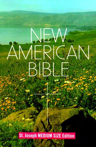 NEW AMERICAN BIBLE: MED. (PB)