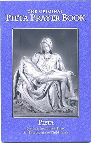 PIETA PRAYER BOOK ENGLISH