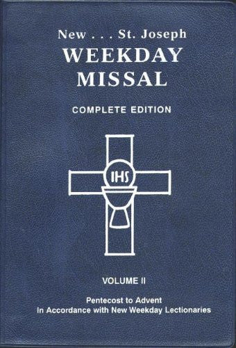 WEEKDAY MISSAL VOL 2 (PEN/ADV)