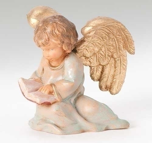 THE LITTLEST ANGEL FIGURINE 2""