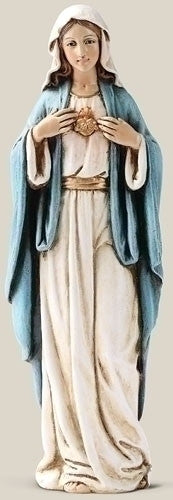 IMMACULATE HEART STATUE 6""