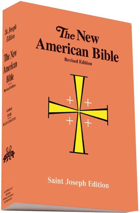 NEW AMERICAN BIBLE (ST JOSEPH)