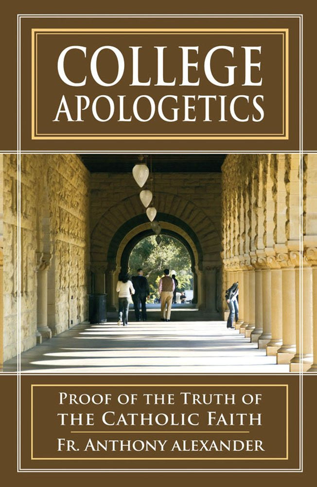 COLLEGE APOLOGETICS