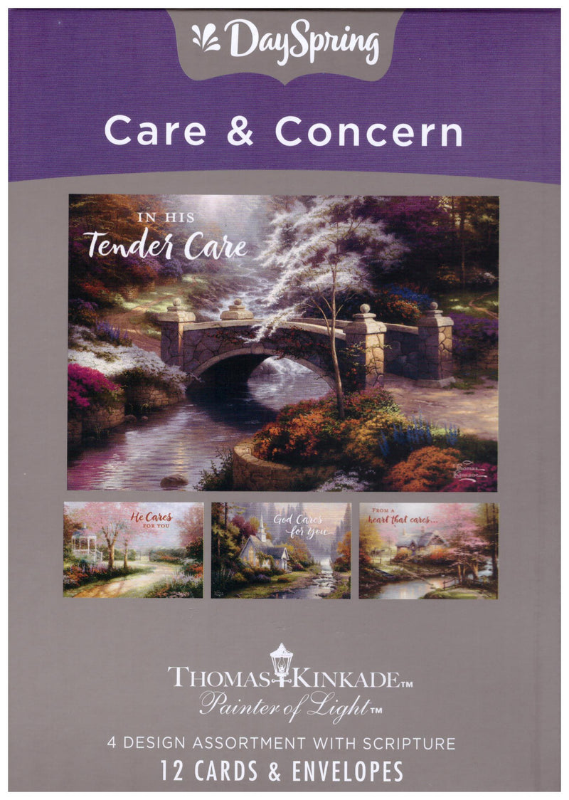 12 CT CARE & CONCERN BOXED CRD