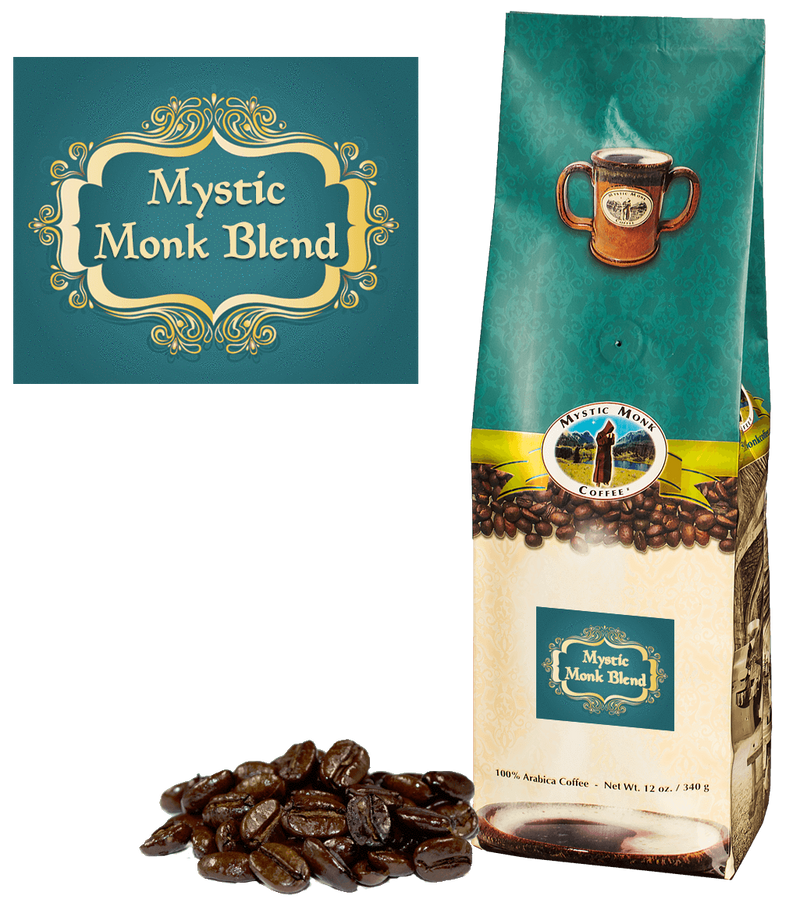 MYSTIC MONK BLEND WHOLE BEAN