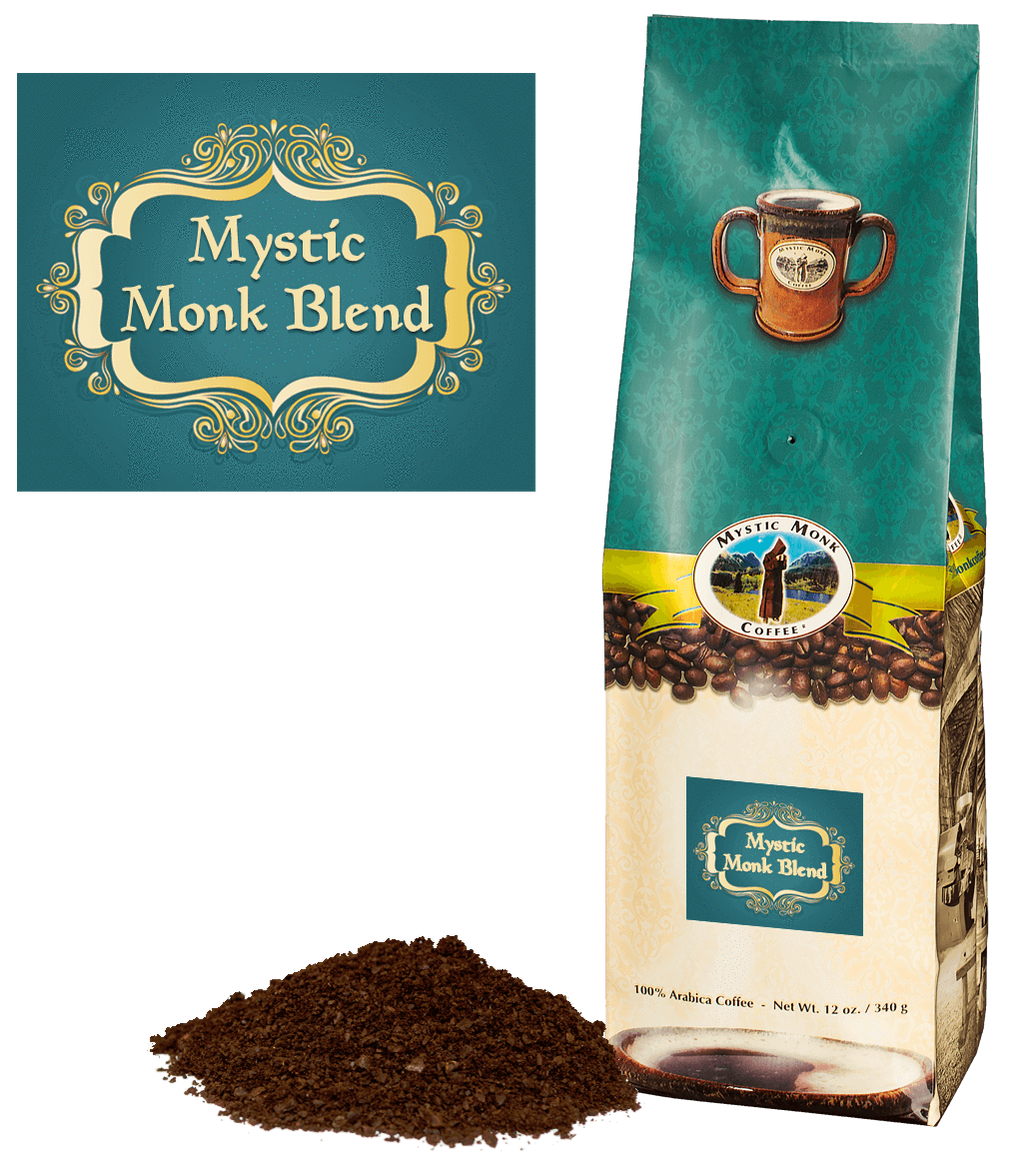 MYSTIC MONK BLEND GROUND