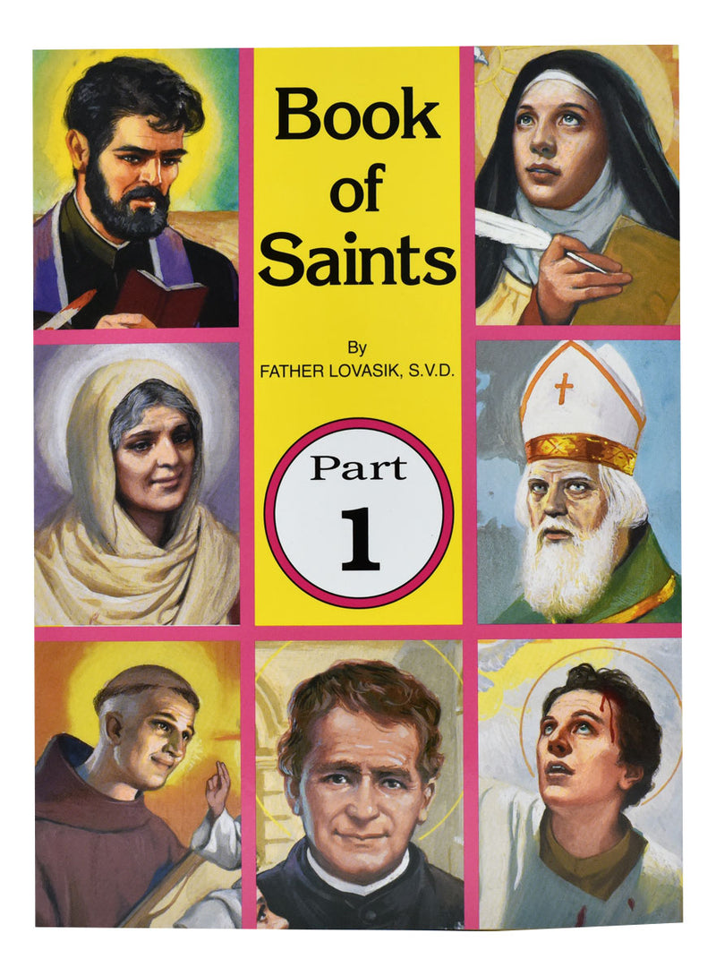 BOOK OF SAINTS #1