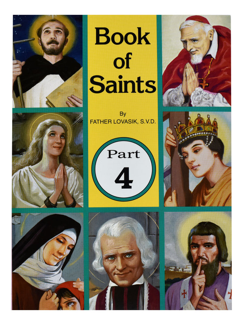 BOOK OF SAINTS #4