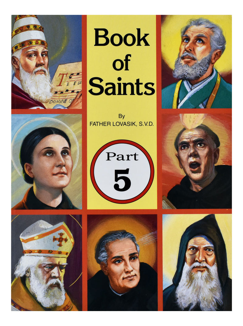 BOOK OF SAINTS #5
