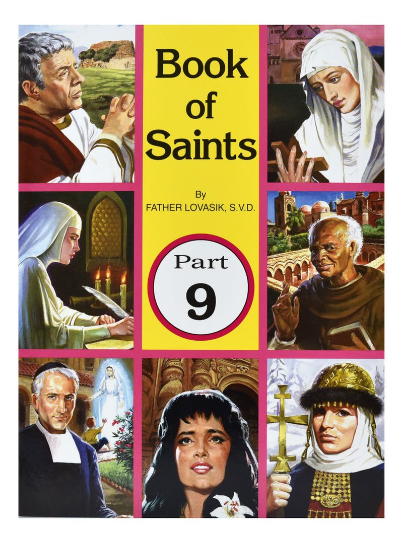 BOOK OF SAINTS #9