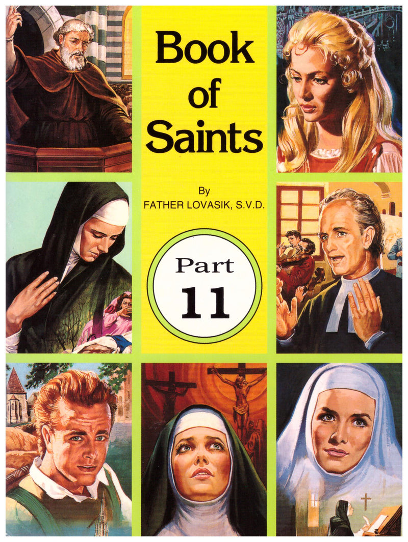 BOOK OF SAINTS #11