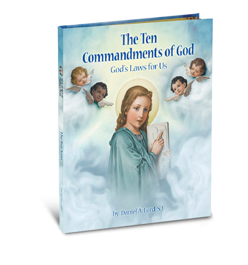 GLORIA SERIES TEN COMMANDMENTS