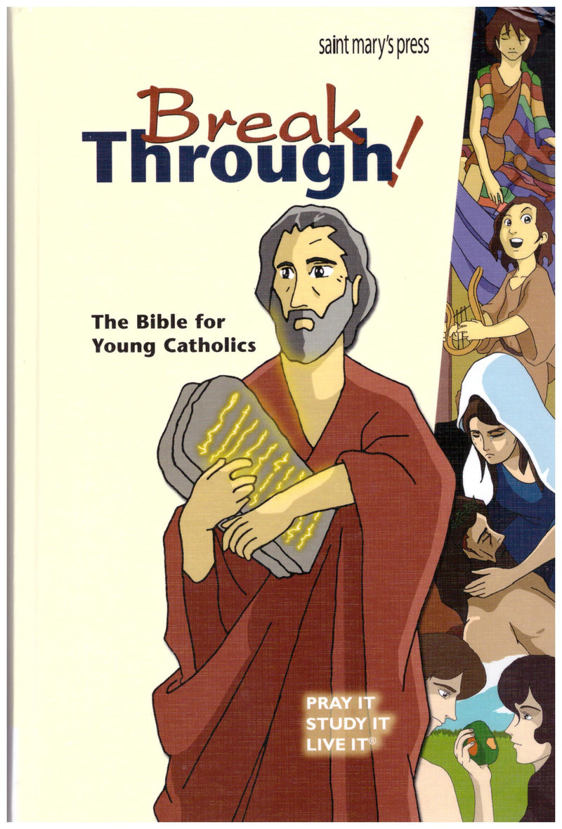BREAKTHROUGH BIBLE HARDCOVER