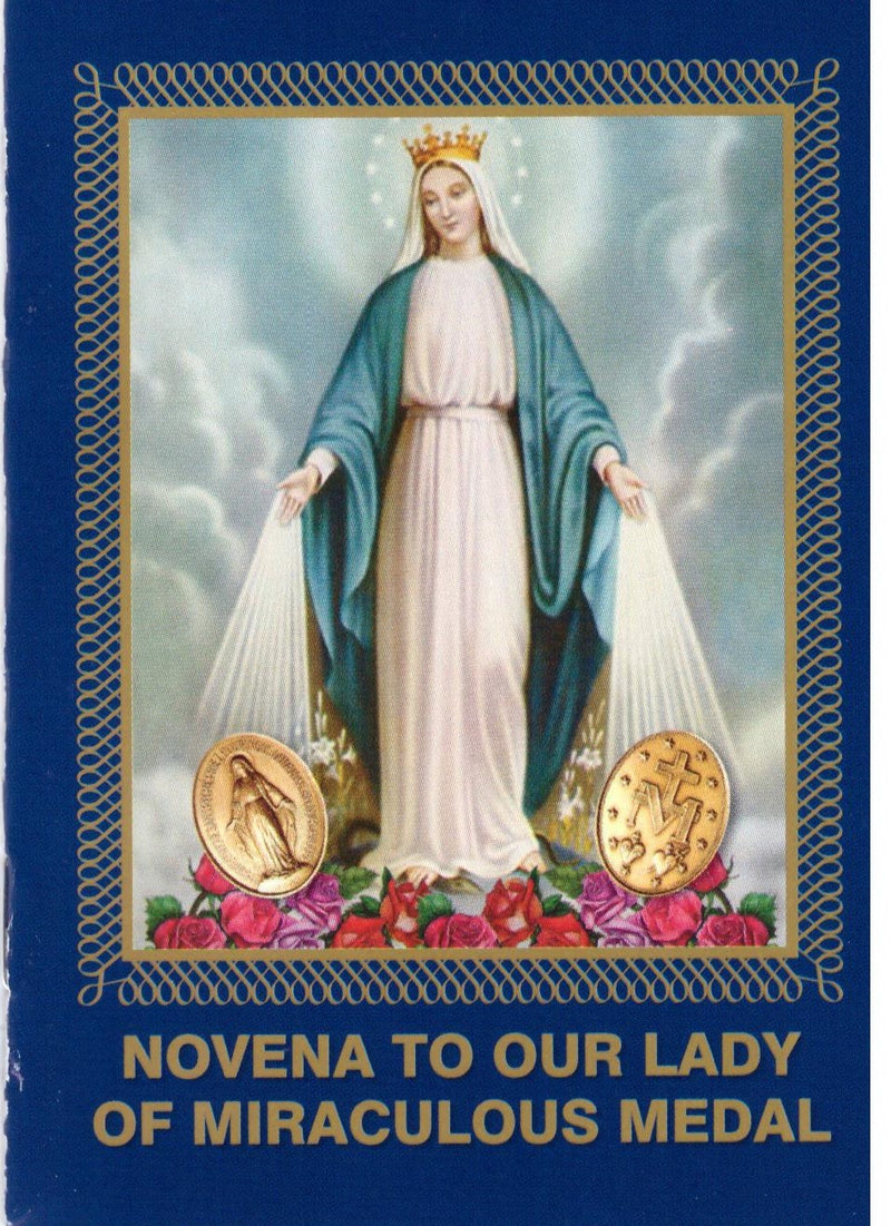 NOVENA TO OUR LADY MIRAC MEDAL