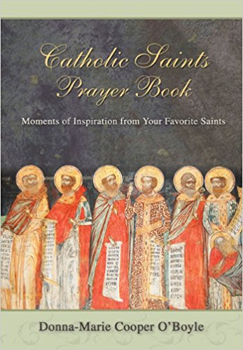 CATHOLIC SAINTS PRAYER BOOK