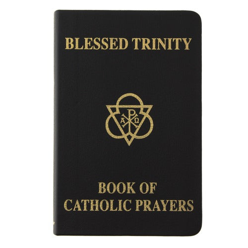 BLESSED TRINITY BOOK OF PRAYER