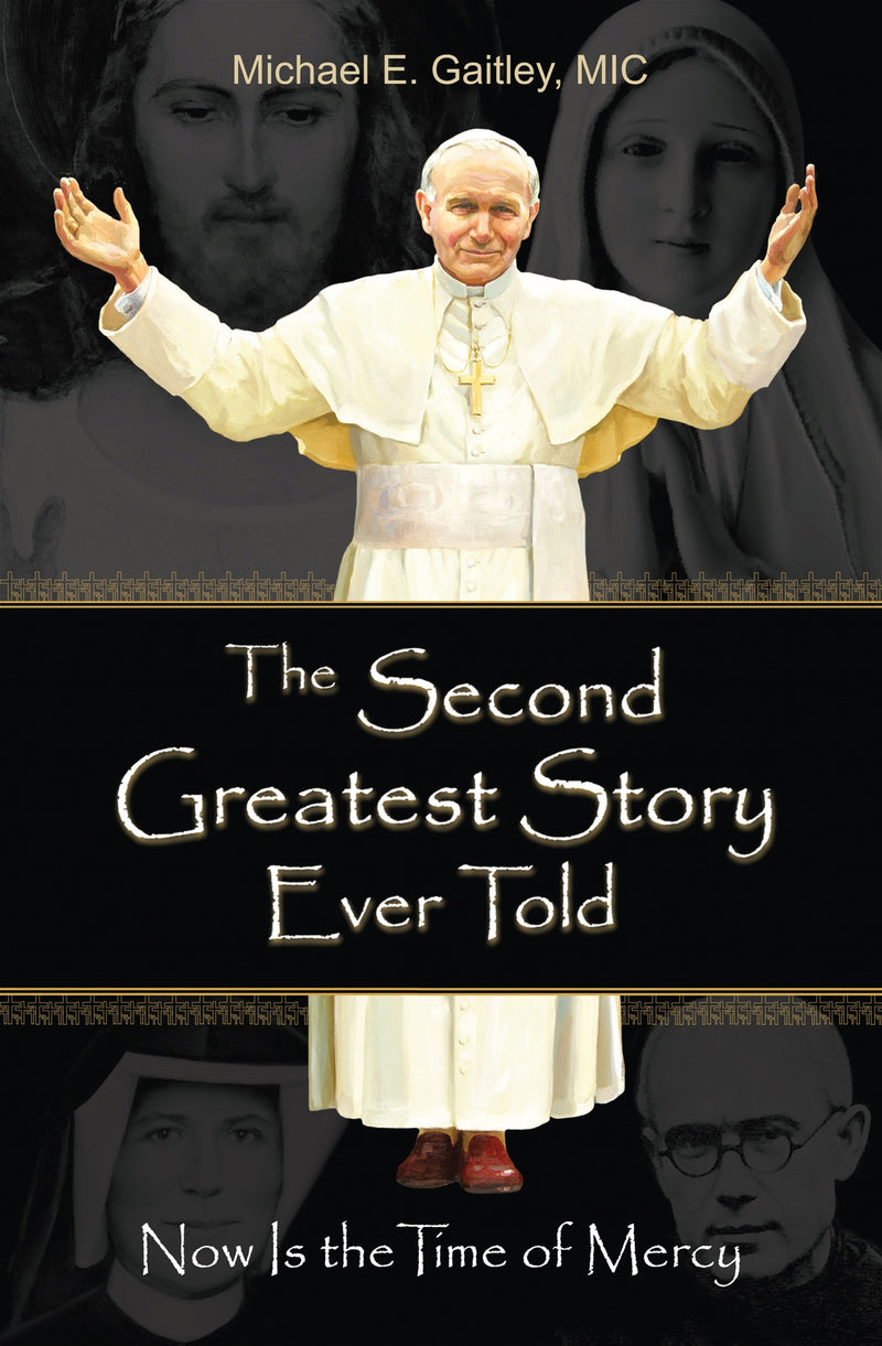 THE SECOND GREATEST STORY