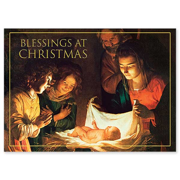 18CT BLESSINGS AT CHRISTMAS