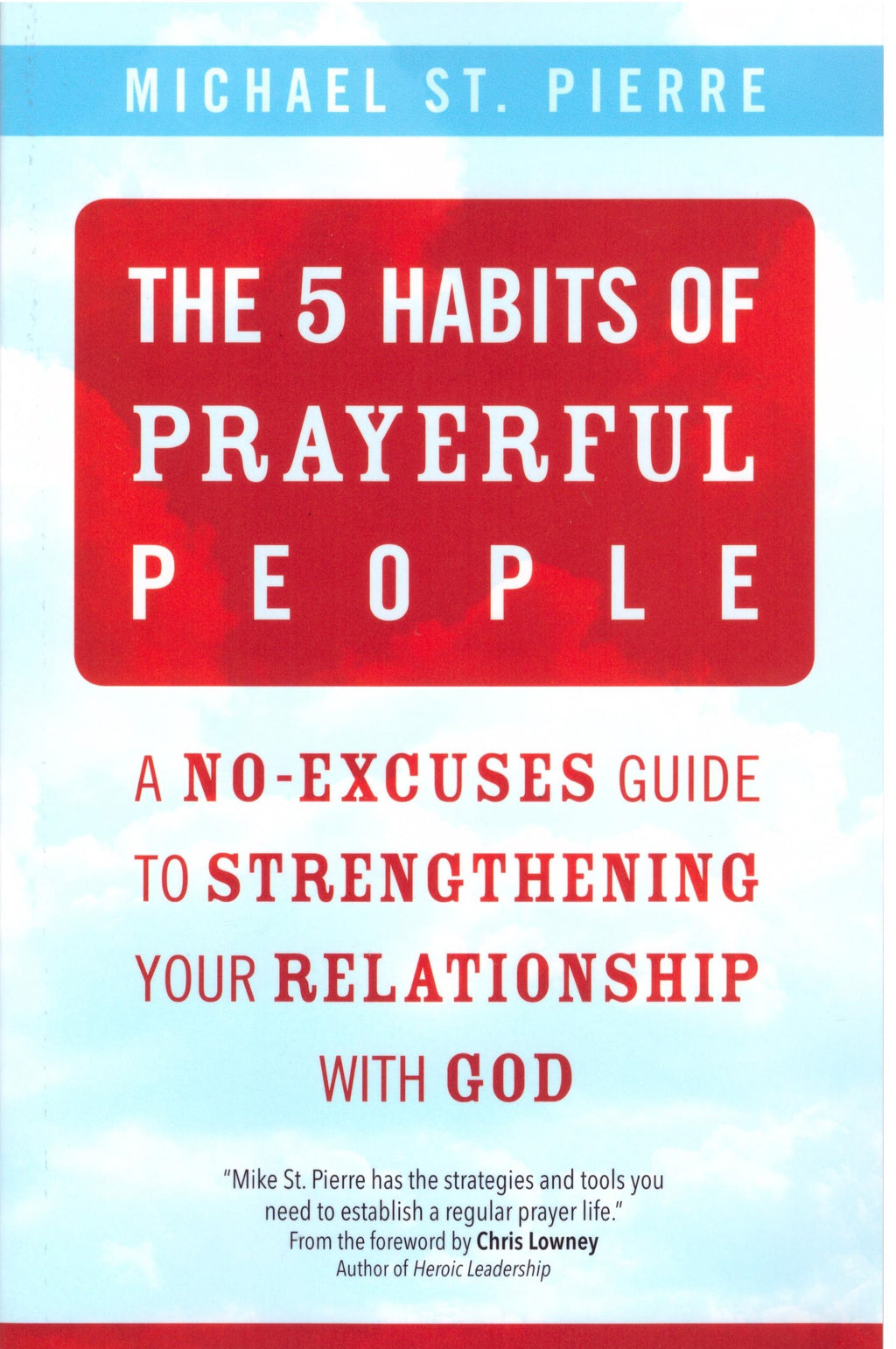 5 HABITS OF PRAYERFUL PEOPLE