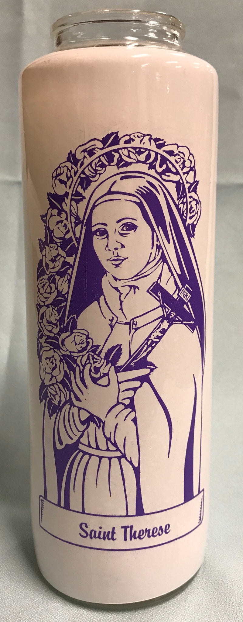 6-DAY ST THERESE CANDLE