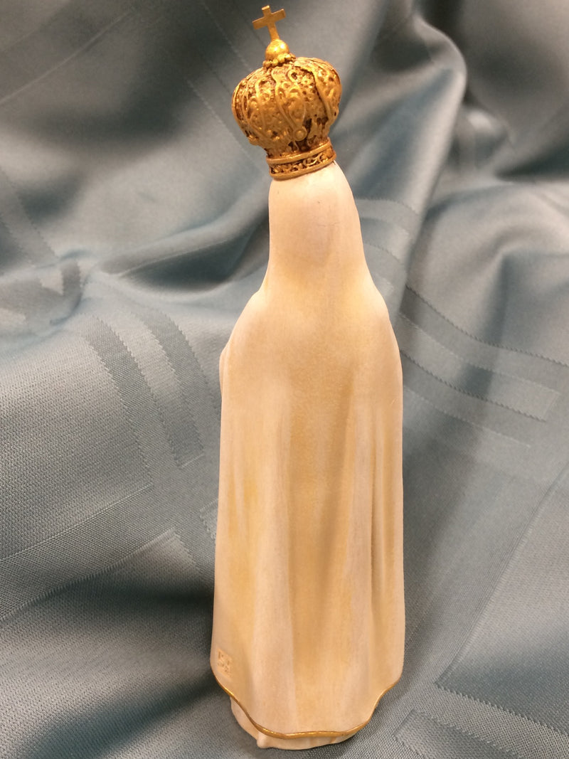 "7"" OUR LADY OF FATIMA STATUE"