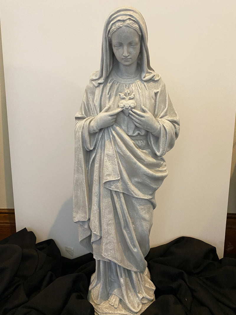 "26"" IMMACULATE HEART OF MARY"