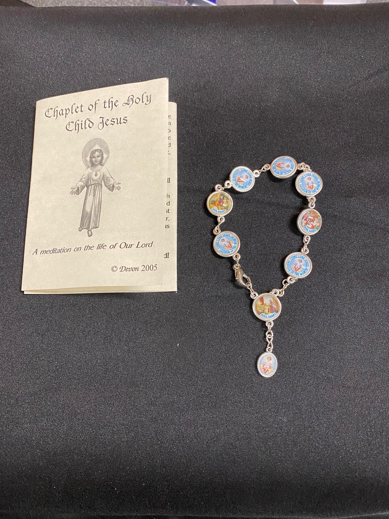 CHAPLET OF HOLY CHILD JESUS