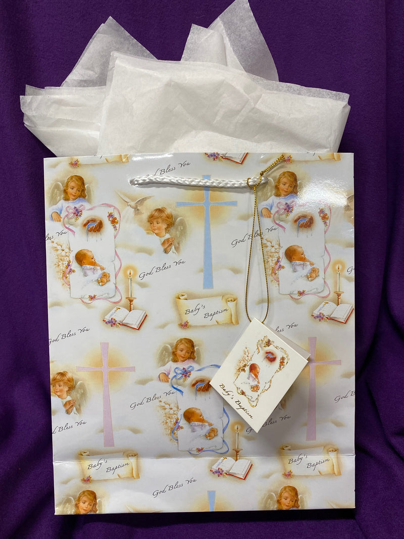 LARGE BAPTISM BAG