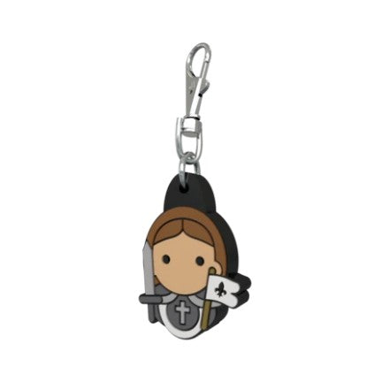 ST JOAN OF ARC TINY ST CHARM